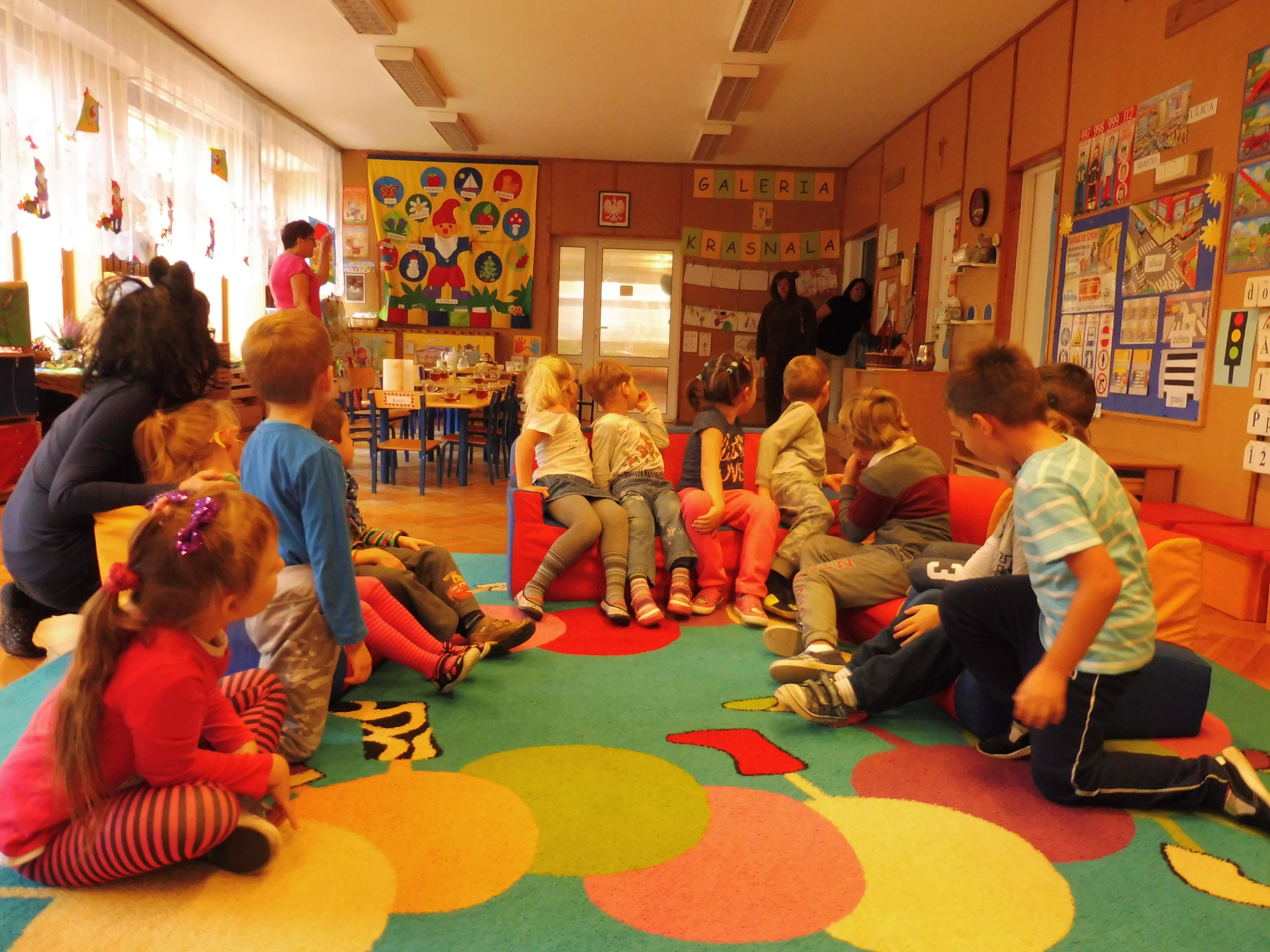 Zaprzyjaźnione Przedszkole