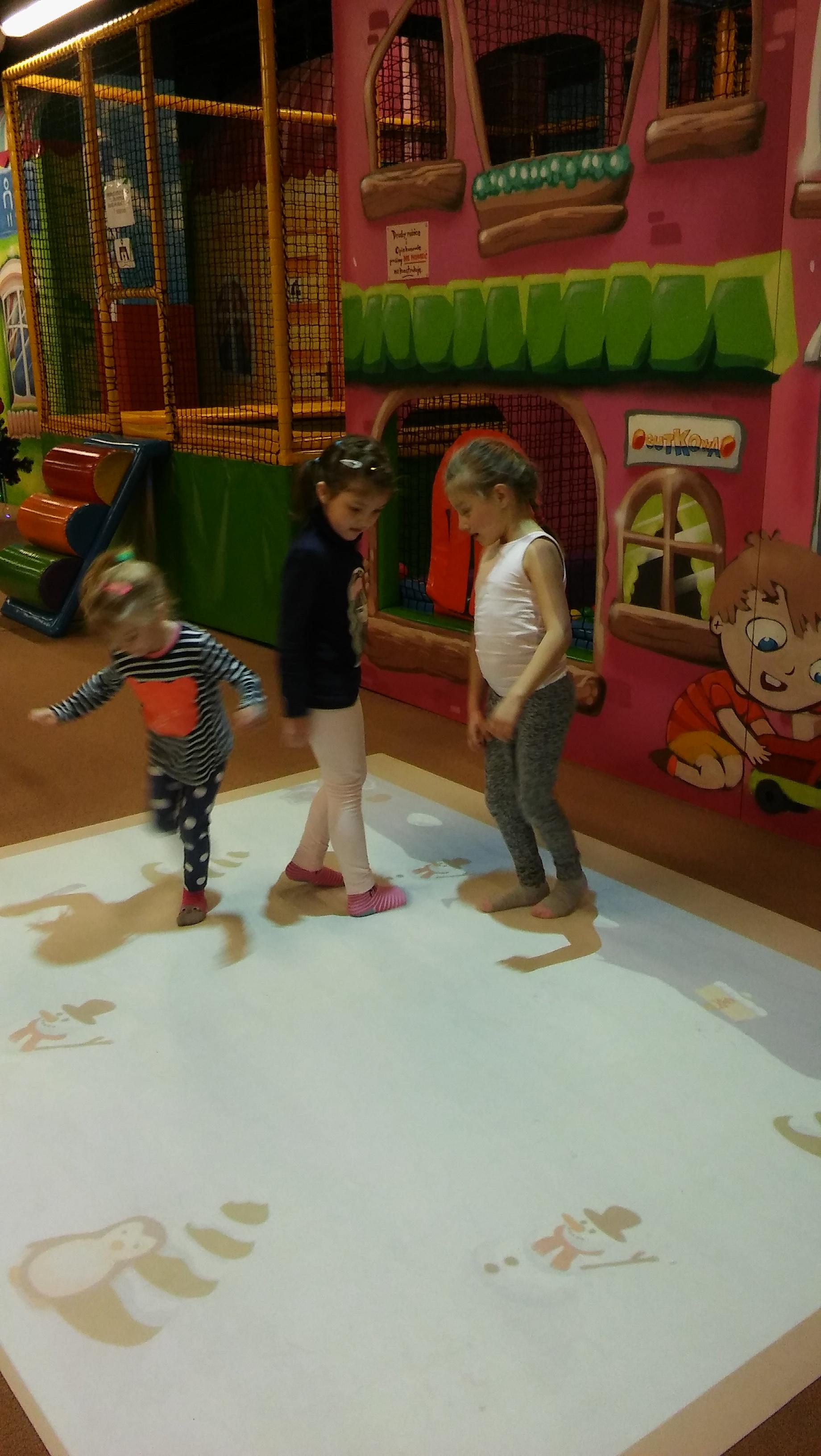 Wycieczka do sali zabaw